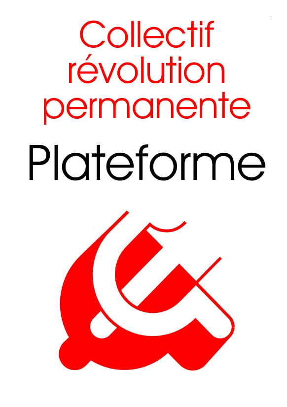 Plateforme internationale, CoReP, novembre 2017