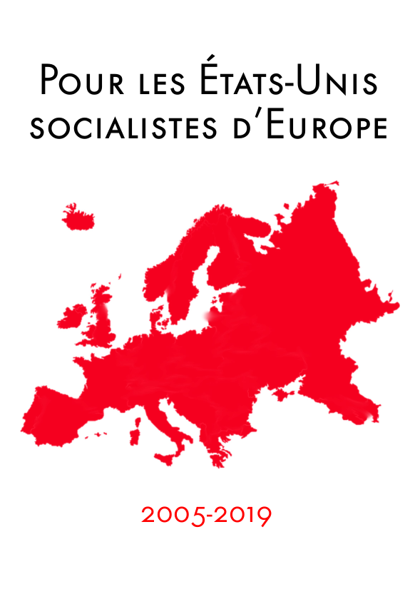 Pour les États-Unis socialistes d'Europe