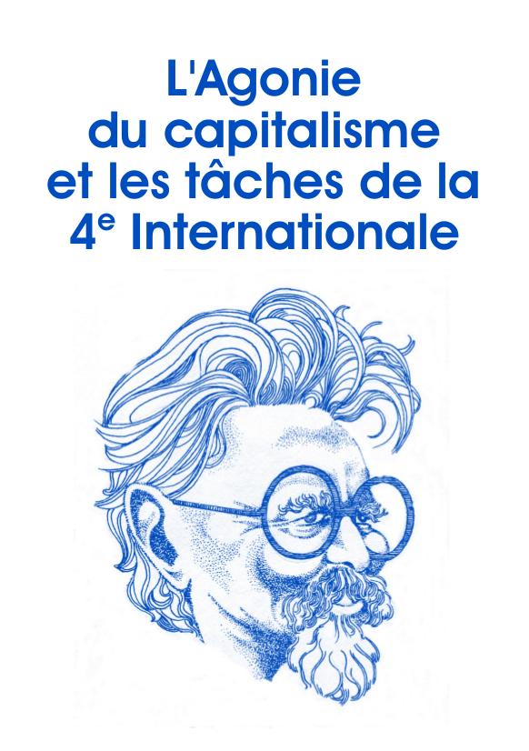Cahier révolution communiste 5