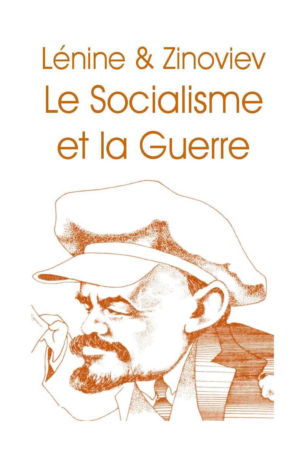 Le socialisme et la guerre