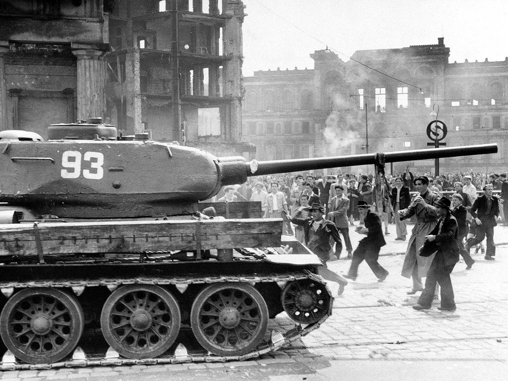Soixante ans après l'insurrection des ouvriers de Berlin-Est et de toute la RDA
