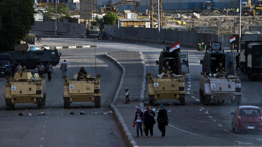 Égypte :  Dehors la junte militaire ! Pour un parti ouvrier indépendant de toutes les fractions de la bourgeoisie !