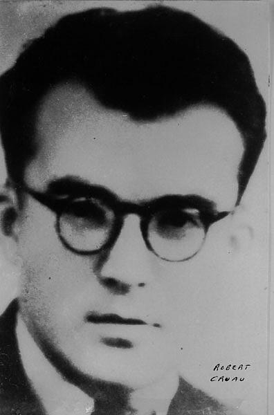 Il y a 70 ans, le 6 octobre 1943, Robert Cruau tombait