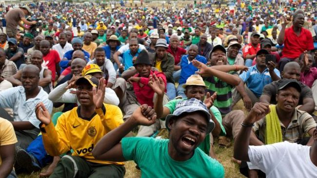 Afrique du Sud La classe ouvrière affronte de plus en plus l'alliance du SACP et du COSATU avec le parti bourgeois ANC