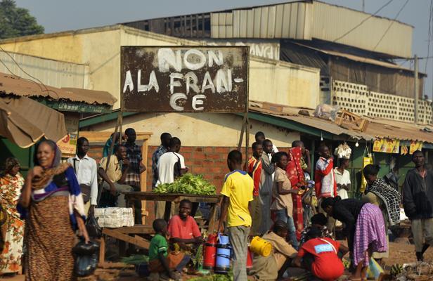 L'intervention militaire française aggrave le chaos en Centrafrique