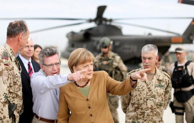 L'impérialisme allemand s'affirme au détriment des travailleurs
