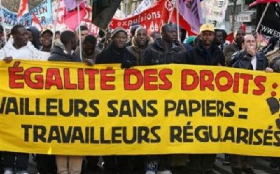 Contre le nationalisme qui divise les travailleurs et les soumet aux capitalistes : lutte de classe !