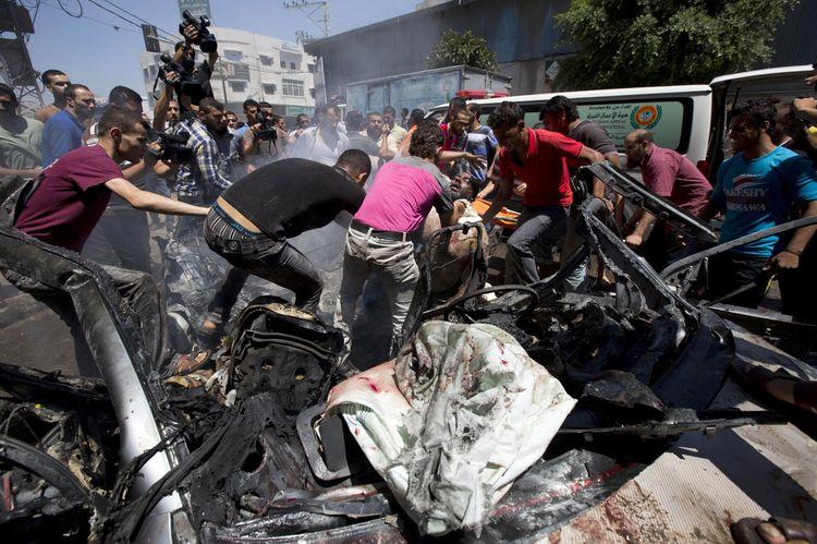 Soutien à la résistance palestinienne! Destruction de l'État sioniste par la révolution socialiste!