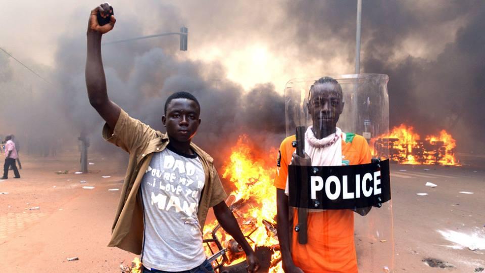 Contre toute junte militaire au Burkina Faso, gouvernement ouvrier et paysan!