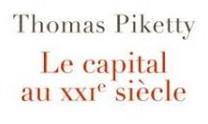 Thomas Piketty, Le capital au XXIe siècle, Seuil, 2014