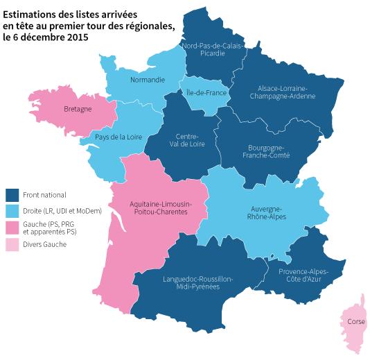 Leçons des élections régionales