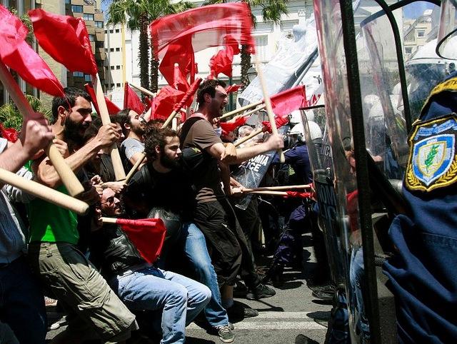 Grèce:pour un gouvernement ouvrier et paysan qui annule la dette (Déclaration du CoReP)