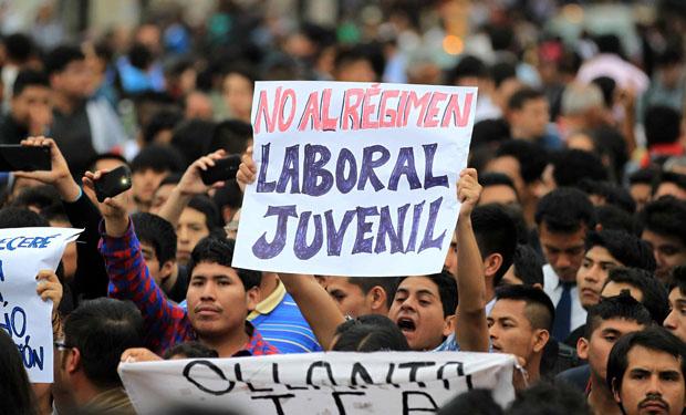 Pérou: Tract de Revolución Permanente