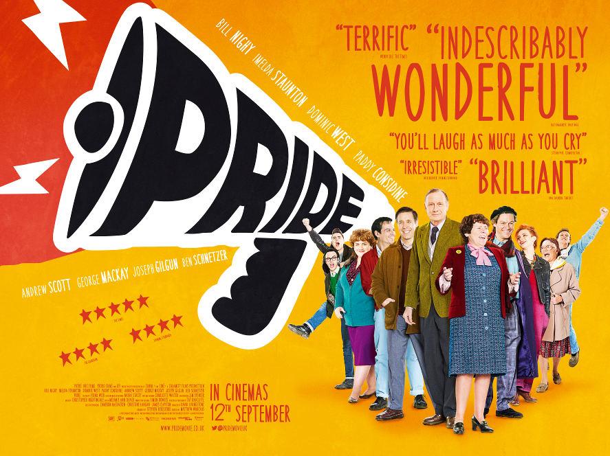 Cinéma: Matthew Warchus, Pride, 2014