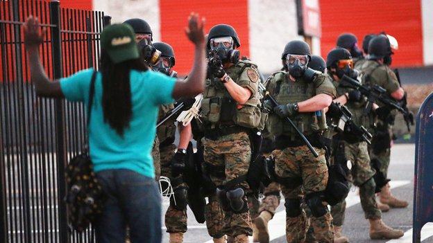 États-Unis: ce que révèlent les affrontements de Ferguson