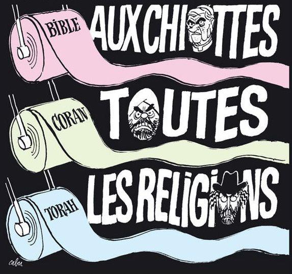 En défense de la mémoire de Cabu, Charb, Honoré, Tignous et Wolinski