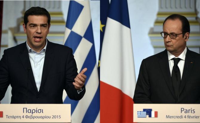 En France comme en Grèce, on ne peut avancer si l'on craint d'aller au socialisme