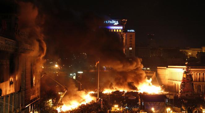 L'Ukraine, entre impérialismes et révolution