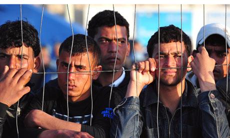 CoReP  : Libre entrée en Europe des réfugiés d'Afrique de l'Est et d'Asie de l'Ouest!