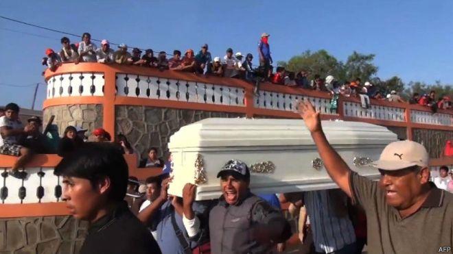 Revolución Permanente (Pérou)  : Pour l'autodéfense des masses et la victoire à Islay