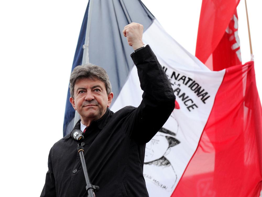 Mélenchon et le Parti de gauche s'enfoncent dans le chauvinisme