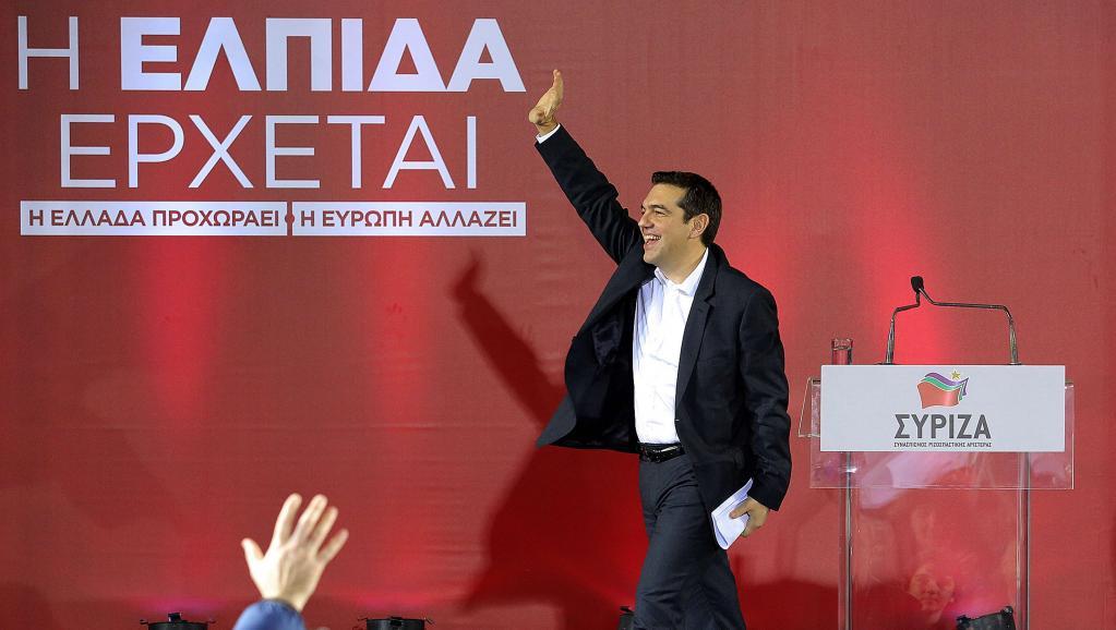 Grèce : les élections législatives redonnent la majorité relative à Syriza