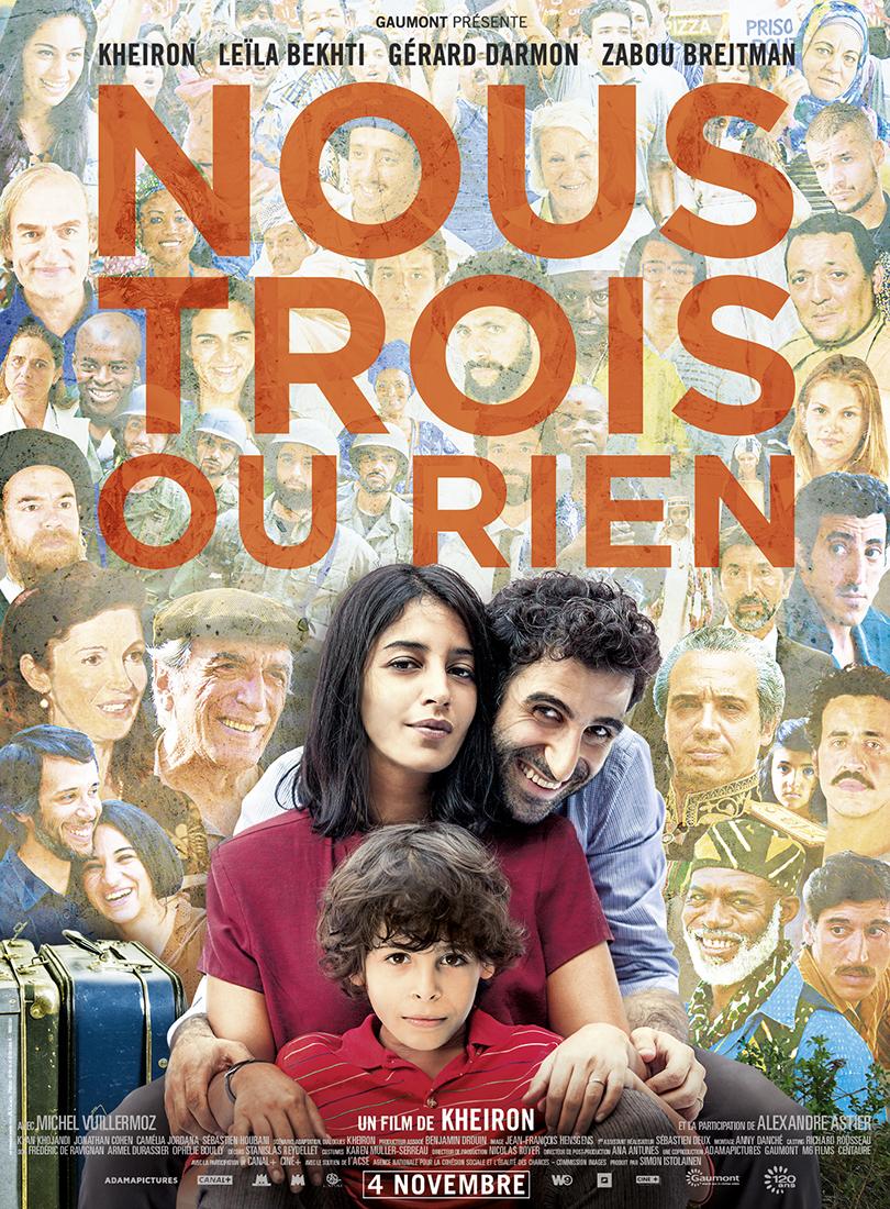 Cinéma : Nous trois ou rien, de Kheiron, 2015