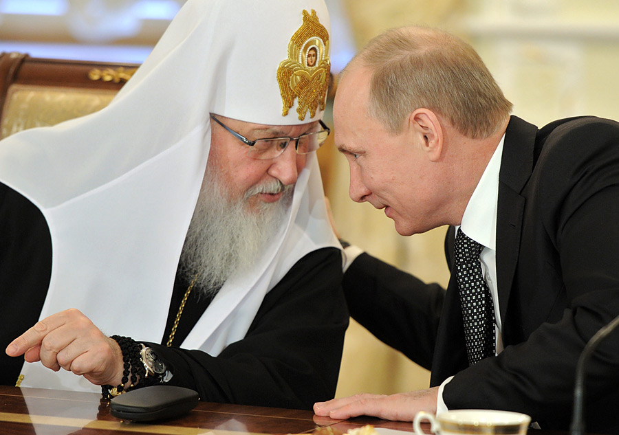 L'idéologie orthodoxe de l'impérialisme russe