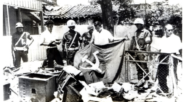 1965-1966 : le massacre de centaines de milliers de communistes indonésiens
