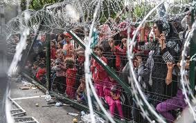 Non à la forteresse Europe : ouverture des frontières aux réfugiés, aux travailleurs et aux étudiants !