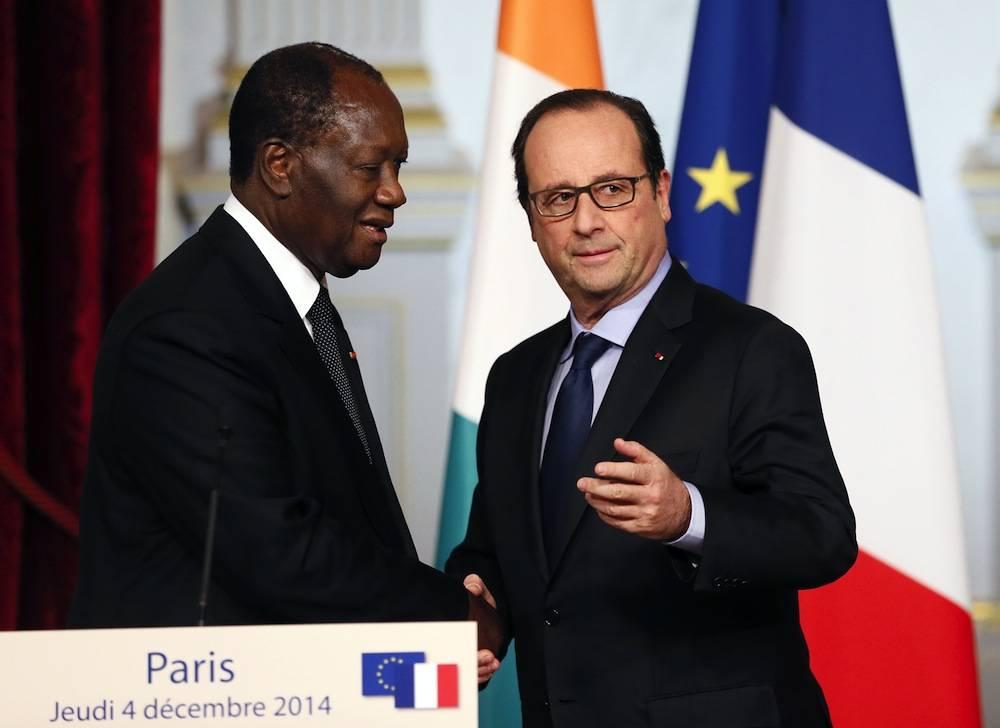Côte d'Ivoire : Ouattara, un président au service de l'impérialisme