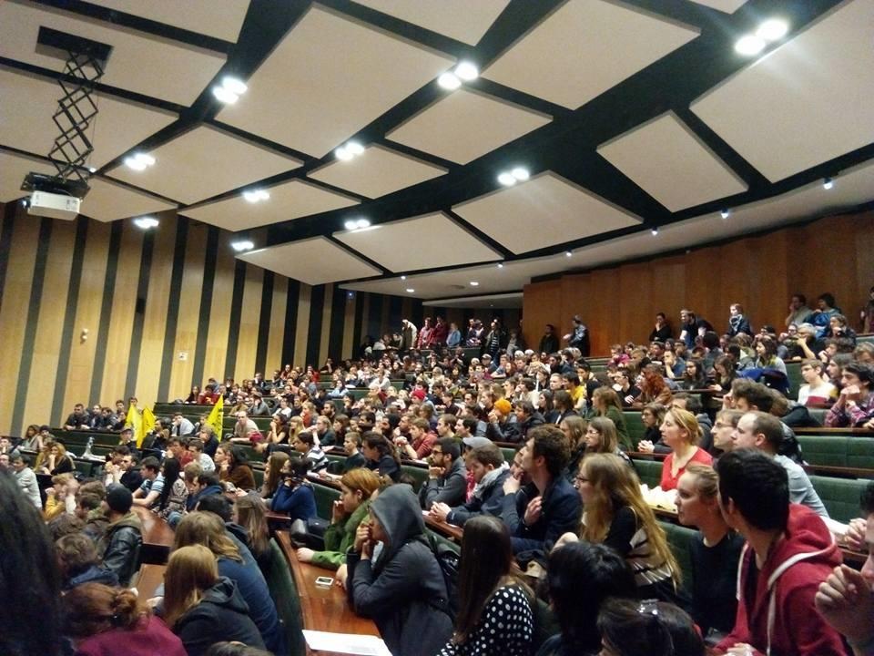 Appel de Strasbourg à la grève générale pour le retrait de la « loi Travail »