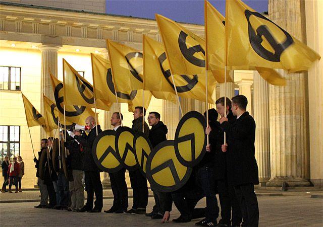 La mouvance identitaire autrichienne : vieux fascisme en tenue branchée (GKK / Autriche)