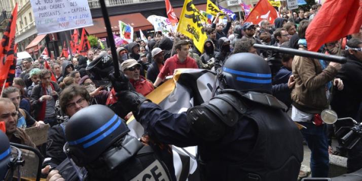 Martinez, Mailly, appelez à la grève générale !