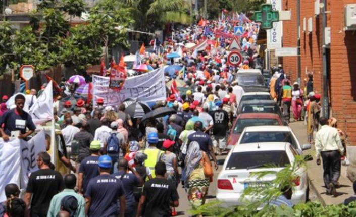La grève générale de mars-avril à Mayotte