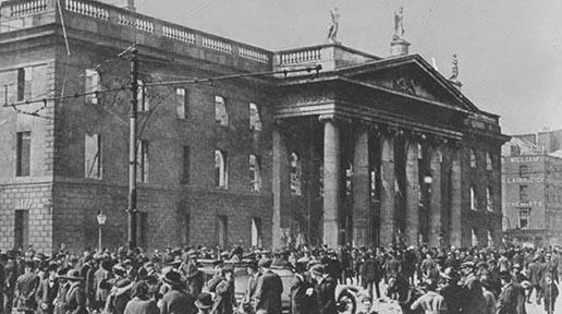 100e anniversaire de l'insurrection de Pâques en Irlande