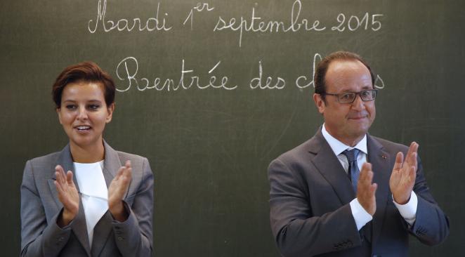 Abrogation de toutes les lois de la « refondation » de l'école par Hollande !