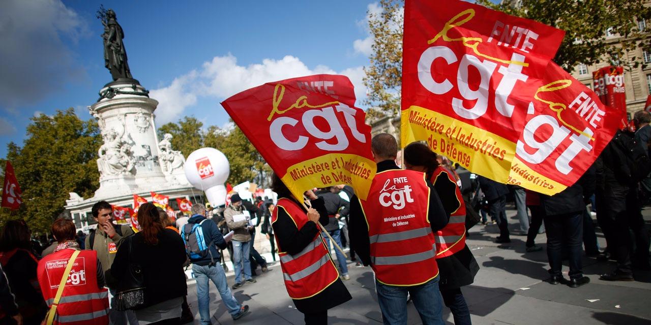 Intervention à l'Union départementale CGT du Rhône