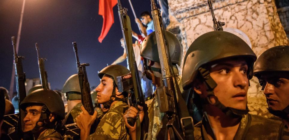 Première réaction du GKK/Autriche au  « coup d'État » en Turquie