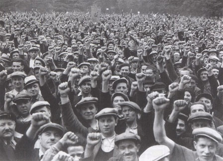 1936-1938 : la coalition de Front populaire empêche la classe ouvrière de prendre le pouvoir en France