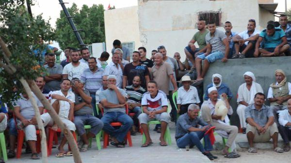 Appel de solidarité internationale avec les paysans et les ouvriers agricoles de l'oasis de Jemna
