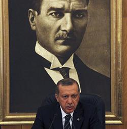 La Turquie, du kémalisme à l'islamisme