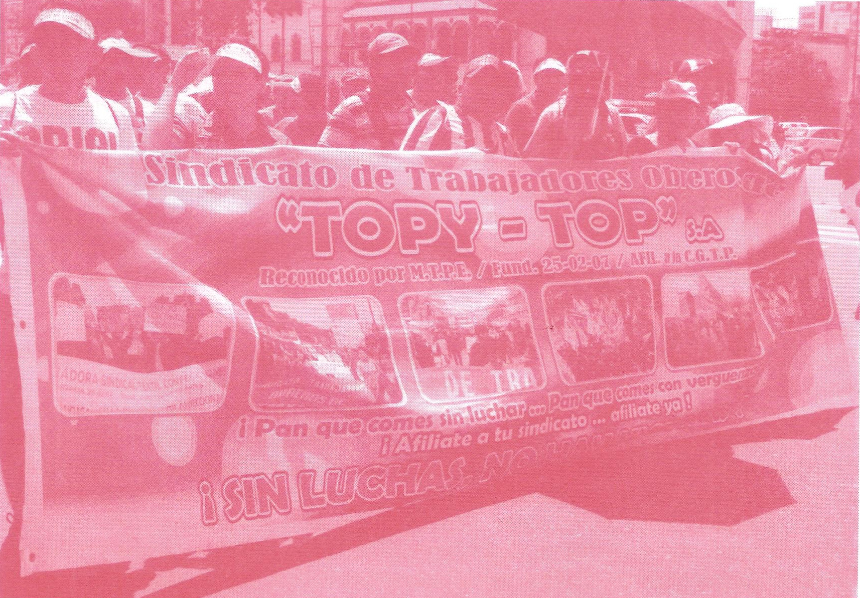 Pérou : Pour un mouvement de masses doté d'un programme anticapitaliste et sans bureaucratie pro-bourgeoise
