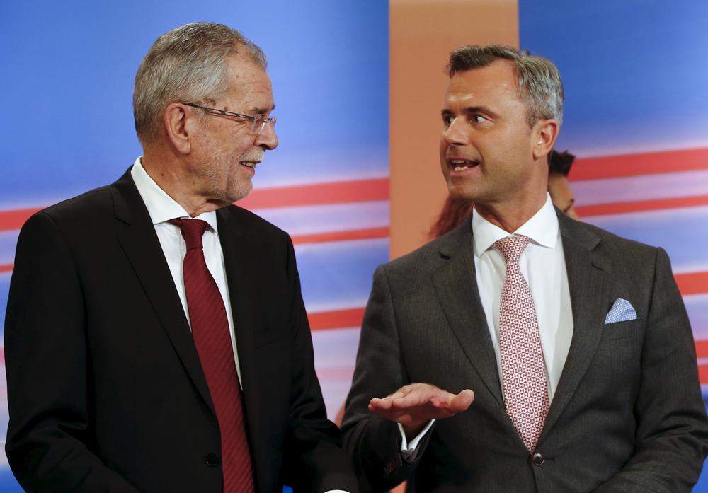 Autriche : Bellen élu à la présidentielle