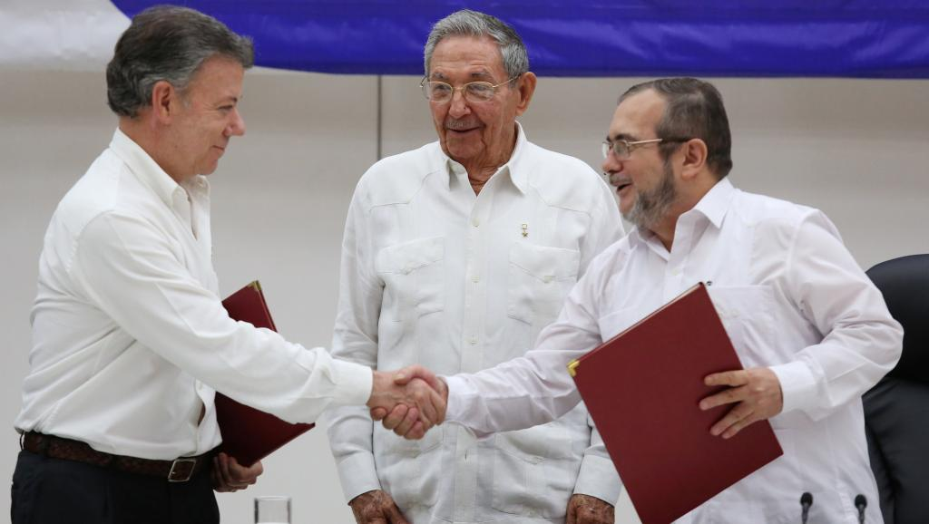 Du plan Colombie à la défaite des FARC (CSR-El Topo Obrero / Venezuela)