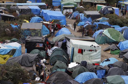 La jungle de Calais : une crise humanitaire délibérément fabriquée (Médecins du monde)