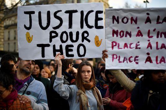 Justice pour Théo L !
