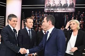 Les bourgeois Fillon, Macron et Le Pen se disputent le poste
