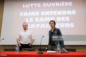 La campagne de Nathalie Arthaud se tient dans les limites acceptables pour la bureaucratie de la CGT