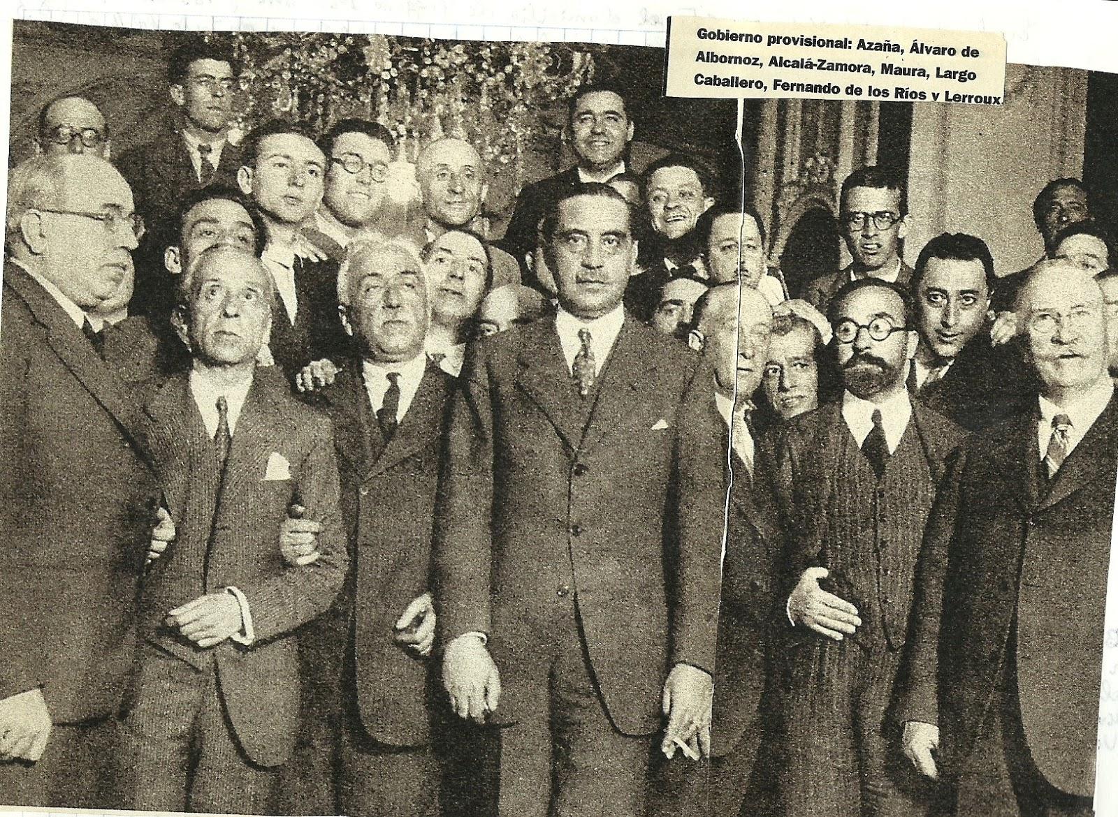Espagne 1936–1937 Le Front populaire assassine la révolution ce qui permet à Franco de vaincre